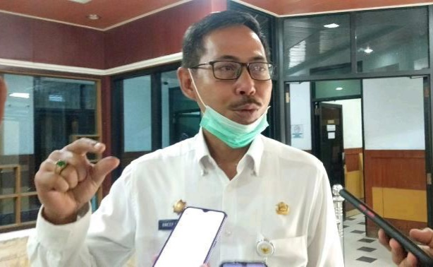 Kepala Inspektorat Tanjung Jabung Barat, Encep Jarkasih. FOTO : TERASJAMBI.ID