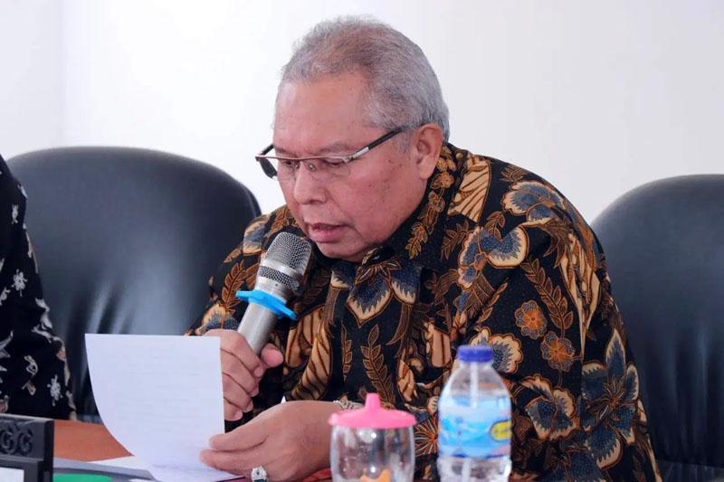 Bupati Tanjung Jabung Barat Dr. H. Safrial