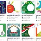 Twibbon Hari Santri 2021. Tribunnews.com